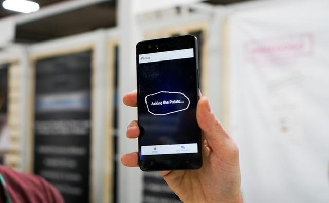 Dạo một vòng CES 2020 bắt gặp startup rao bán khoai tây thông minh - Ảnh 5.