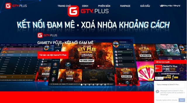 GTV Plus - Tự tin khẳng định vị thế một trong những nền tảng chơi game hàng đầu Việt Nam - Ảnh 1.