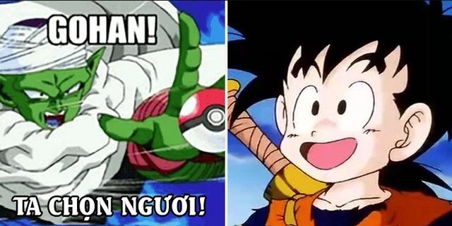 Dragon Ball: Piccolo mới chính là 'cha' của Gohan qua loạt meme chế vô cùng có lý của fan - Ảnh 1.