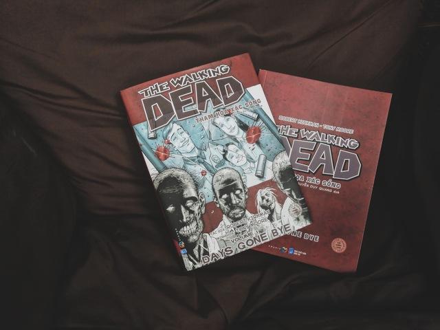 The Walking Dead chính thức phát hành: Kỷ nguyên mới của nền văn hóa comic tại Việt Nam? - Ảnh 1.