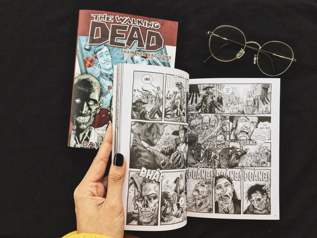 The Walking Dead chính thức phát hành: Kỷ nguyên mới của nền văn hóa comic tại Việt Nam? - Ảnh 3.