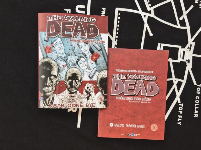 The Walking Dead chính thức phát hành: Kỷ nguyên mới của nền văn hóa comic tại Việt Nam? - Ảnh 5.