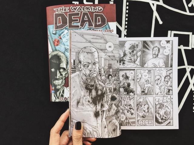 The Walking Dead chính thức phát hành: Kỷ nguyên mới của nền văn hóa comic tại Việt Nam? - Ảnh 4.