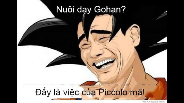 Dragon Ball: Piccolo mới chính là 'cha' của Gohan qua loạt meme chế vô cùng có lý của fan - Ảnh 7.