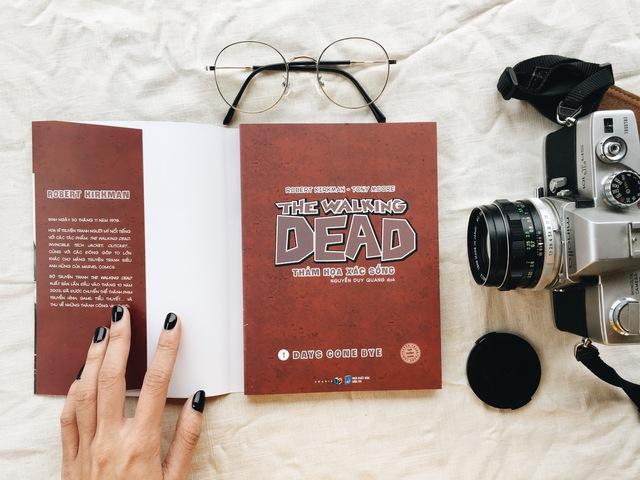 The Walking Dead chính thức phát hành: Kỷ nguyên mới của nền văn hóa comic tại Việt Nam? - Ảnh 2.