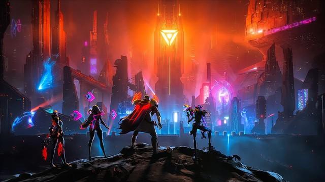 Đấu Trường Chân Lý Mobile ra mắt ngay tháng 3, Riot hứa hẹn mang đến cả một vũ trụ tướng mới - Ảnh 2.