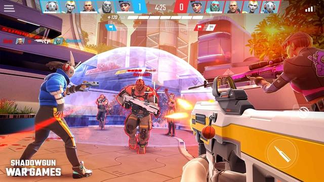 Shadowgun War Games chính thức đạt 1 triệu người đăng ký, xứng đáng bom tấn mobile được mong chờ nhất 2020 - Ảnh 1.
