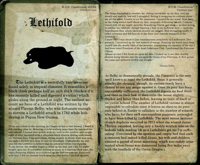 Harry Potter: Tìm hiểu về Vải Liệm Sống - Sinh vật nguy hiểm nhất trong thế giới phù thủy - Ảnh 3.