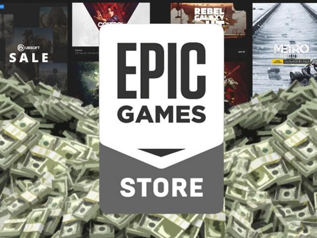 """""""Ngã ngửa"""" với tiền tấn mà Epic Games Store đã bỏ ra để tặng game miễn phí, thế này thì Steam thắng kiểu gì? - Ảnh 1."""