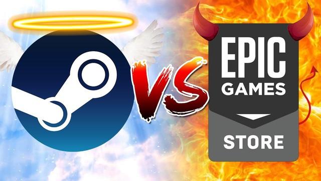 """""""Ngã ngửa"""" với tiền tấn mà Epic Games Store đã bỏ ra để tặng game miễn phí, thế này thì Steam thắng kiểu gì? - Ảnh 2."""