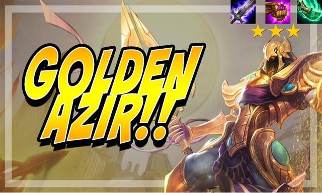 Đấu Trường Chân Lý: Azir - Cơn ác mộng mới thay thế Nocturne trong đội hình Blender - Ảnh 3.