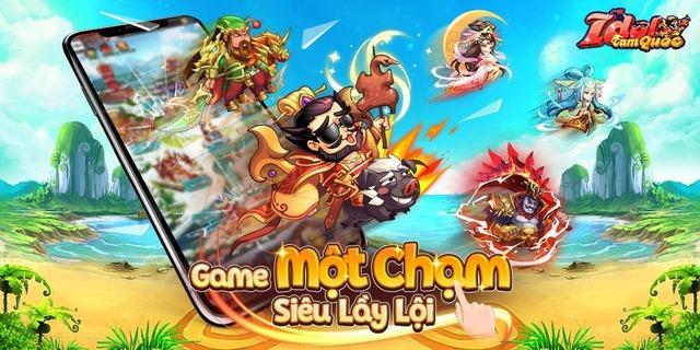 """Idol Tam Quốc - """"Game một chạm siêu lầy lội"""" chính thức ra mắt game thủ Việt vào ngày 15/1 - Ảnh 1."""