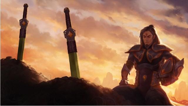 Game thủ đưa ra hàng loạt thuyết âm mưu về việc tướng mới sẽ là anh trai của Yasuo - Yone - Ảnh 4.