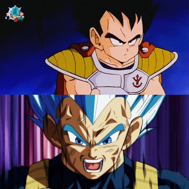 Tết đến xuân về, nhìn lại 1 lượt Goku và dàn nhân vật Dragon Ball đã dậy thì thành công như thế nào! - Ảnh 2.