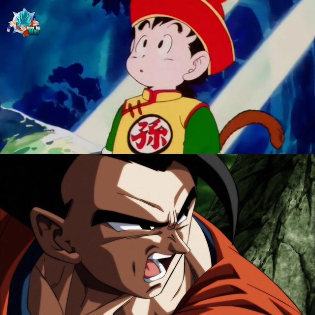 Tết đến xuân về, nhìn lại 1 lượt Goku và dàn nhân vật Dragon Ball đã dậy thì thành công như thế nào! - Ảnh 5.