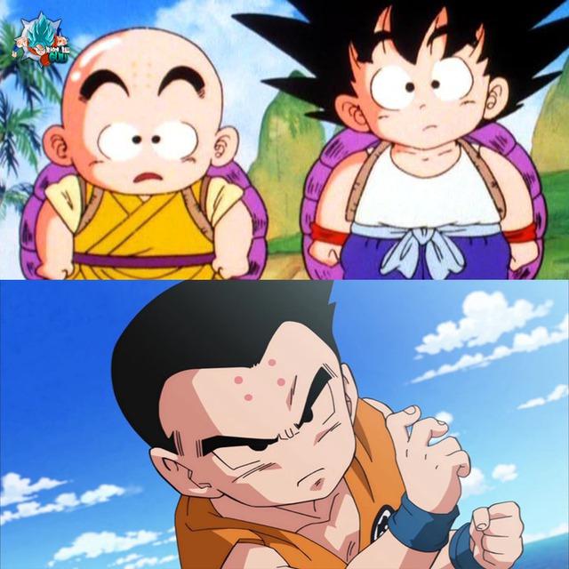 Tết đến xuân về, nhìn lại 1 lượt Goku và dàn nhân vật Dragon Ball đã dậy thì thành công như thế nào! - Ảnh 7.