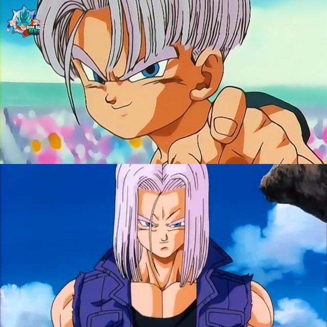 Tết đến xuân về, nhìn lại 1 lượt Goku và dàn nhân vật Dragon Ball đã dậy thì thành công như thế nào! - Ảnh 9.