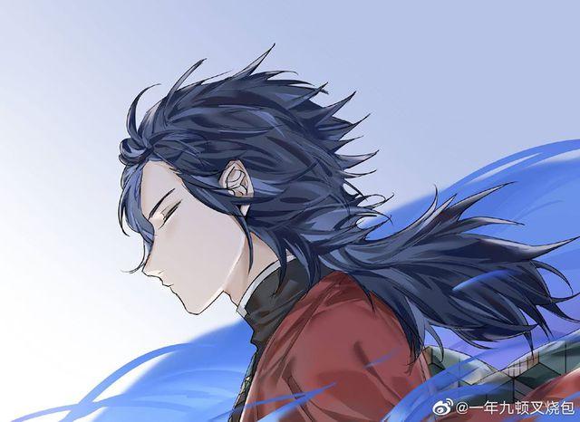 Kimetsu no Yaiba: Anh Đụt Tomioka Giyuu hóa soái ca lạnh lùng khiến chị em muốn rụng trứng - Ảnh 5.