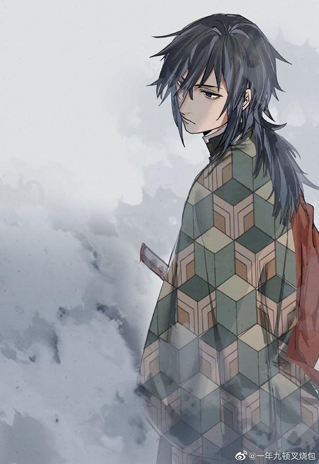Kimetsu no Yaiba: Anh Đụt Tomioka Giyuu hóa soái ca lạnh lùng khiến chị em muốn rụng trứng - Ảnh 7.