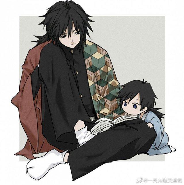 Kimetsu no Yaiba: Anh Đụt Tomioka Giyuu hóa soái ca lạnh lùng khiến chị em muốn rụng trứng - Ảnh 10.