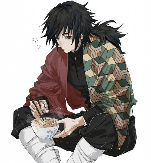 Kimetsu no Yaiba: Anh Đụt Tomioka Giyuu hóa soái ca lạnh lùng khiến chị em muốn rụng trứng - Ảnh 11.