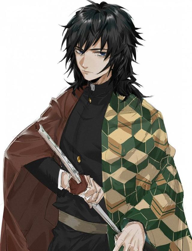 Kimetsu no Yaiba: Anh Đụt Tomioka Giyuu hóa soái ca lạnh lùng khiến chị em muốn rụng trứng - Ảnh 13.