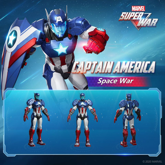 Doctor Strange chính thức xuất đầu lộ diện trong Marvel Super War cùng hàng loạt trang phục mới cực chất - Ảnh 4.