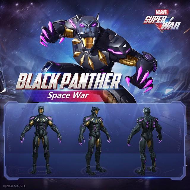 Doctor Strange chính thức xuất đầu lộ diện trong Marvel Super War cùng hàng loạt trang phục mới cực chất - Ảnh 3.