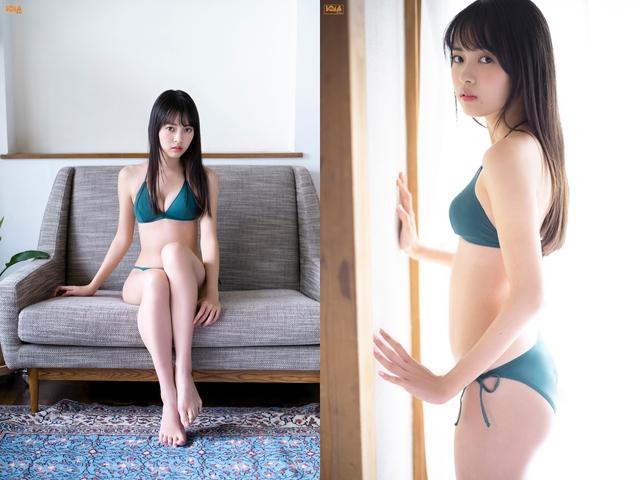 Ngắm vẻ đẹp hút hồn của Yume Shinjo - Siêu Nhân Xanh thế hệ mới của Nhật Bản - Ảnh 5.