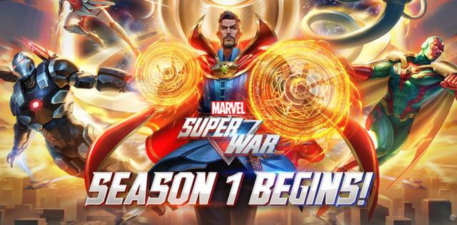 Doctor Strange chính thức xuất đầu lộ diện trong Marvel Super War cùng hàng loạt trang phục mới cực chất - Ảnh 1.