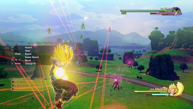 Chưa cần ra mắt, Dragon Ball Z: Kakarot đã leo top thịnh hành trên Steam - Ảnh 2.