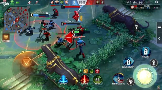 MARVEL Super War quyết đấu Liên Quân Mobile: thuê cả dàn Youtuber triệu sub PR - Ảnh 5.