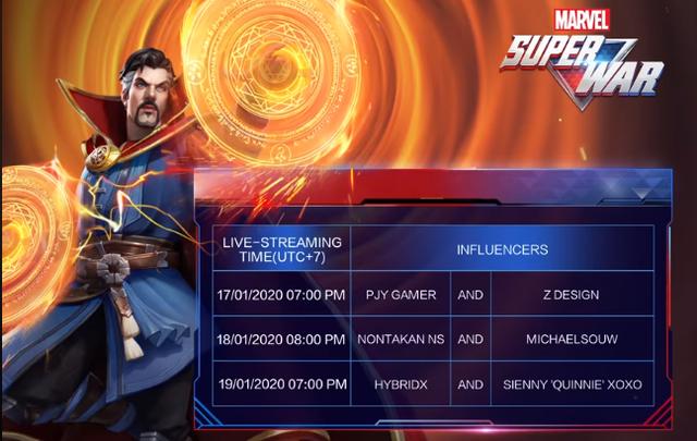 MARVEL Super War quyết đấu Liên Quân Mobile: thuê cả dàn Youtuber triệu sub PR - Ảnh 2.