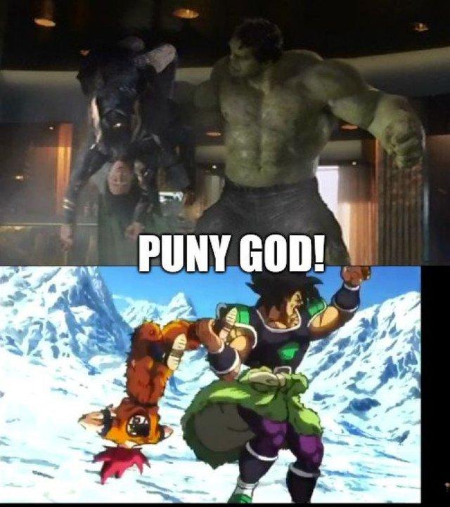Vui đón tết con Chuột, giải trí với loạt meme Dragon Ball Super mà chỉ fan 'cứng' mới hiểu - Ảnh 3.