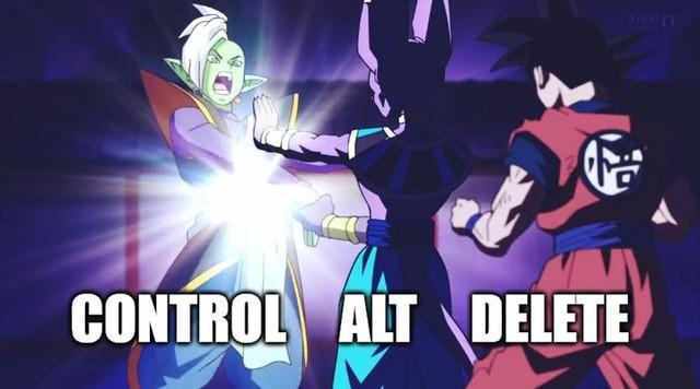 Vui đón tết con Chuột, giải trí với loạt meme Dragon Ball Super mà chỉ fan 'cứng' mới hiểu - Ảnh 7.