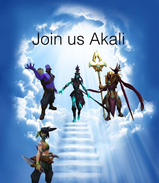 LMHT - Riot bế tắc trong việc cân bằng Akali, game thủ bức xúc Thôi các ông trả lại Akali cũ cho đỡ tốn thời gian - Ảnh 3.