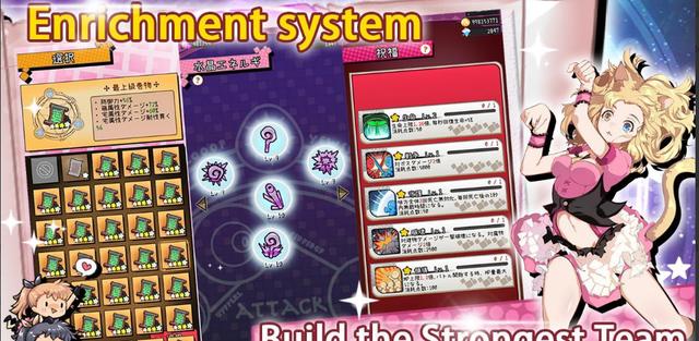 Magic Burns 9 Times - Game mobile thẻ tướng chủ đề Anime đáng để thử nhất hiện nay - Ảnh 1.