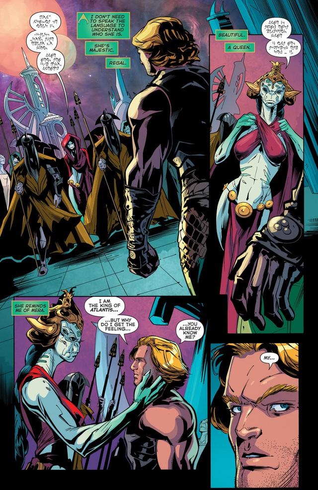 Namor - Hải Vương của Marvel thích yêu sán dây hơn phụ nữ? - Ảnh 2.