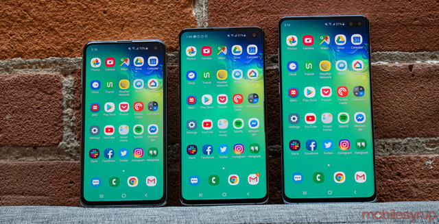 Galaxy S20, Galaxy S20 Plus and Galaxy S20 Ultra reveal configuration: 120Hz screen, Exynos 990 chip, Ultra version has a huge camera - Photo 2.