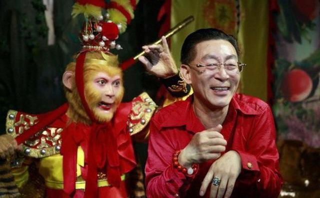 LMHT - Người lồng tiếng Ngộ Không tại máy chủ Trung Quốc chính là diễn viên huyền thoại của Tây Du Ký 1986 - Ảnh 4.