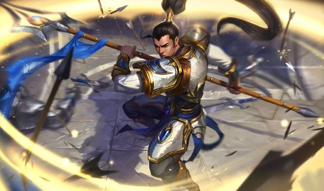 Không phải Draven, Xin Zhao mới chính là người cha thất lạc của Sett? - Ảnh 4.
