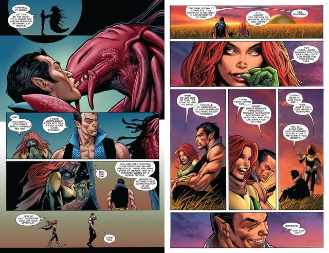 Namor - Hải Vương của Marvel thích yêu sán dây hơn phụ nữ? - Ảnh 7.