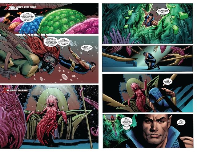 Namor - Hải Vương của Marvel thích yêu sán dây hơn phụ nữ? - Ảnh 5.