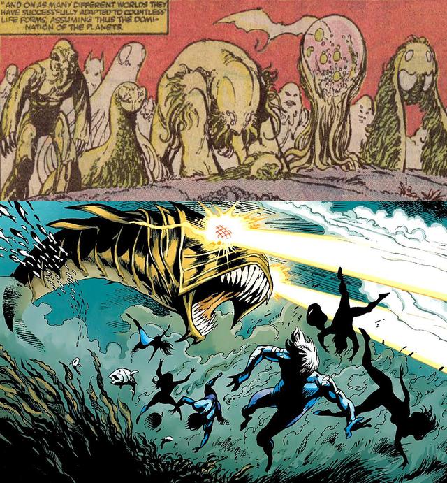 Namor - Hải Vương của Marvel thích yêu sán dây hơn phụ nữ? - Ảnh 4.