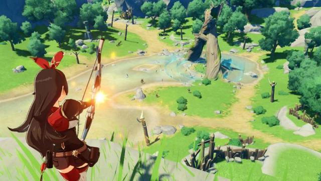 Genshin Impact - Siêu phẩm game mobile ARPG thế giới mở sẽ hỗ trợ tiếng Việt khi ra mắt - Ảnh 2.