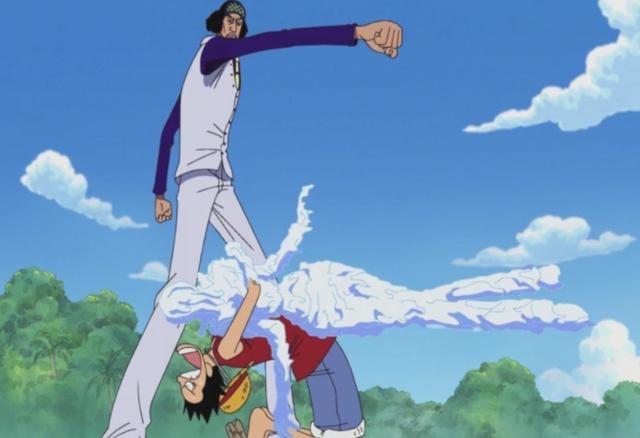 One Piece: Kaido và 5 kẻ thù siêu mạnh đã từng đánh bại Luffy trong một cuộc chiến tay đôi - Ảnh 3.