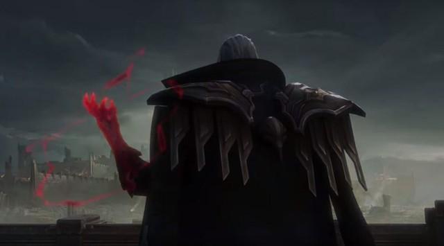 Thuyết âm mưu: Fiddlesticks chính là con quỷ đã bị Swain lừa lấy sức mạnh và cánh tay - Ảnh 3.