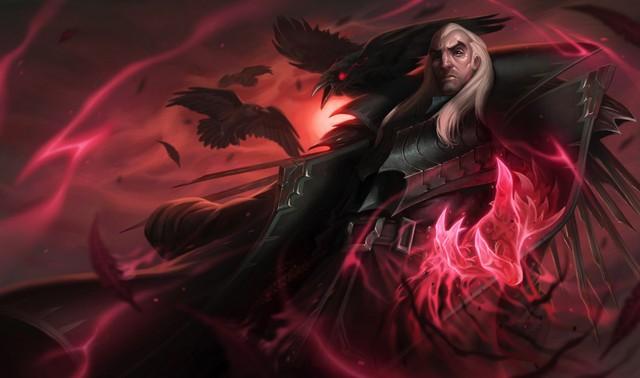 Thuyết âm mưu: Fiddlesticks chính là con quỷ đã bị Swain lừa lấy sức mạnh và cánh tay - Ảnh 11.