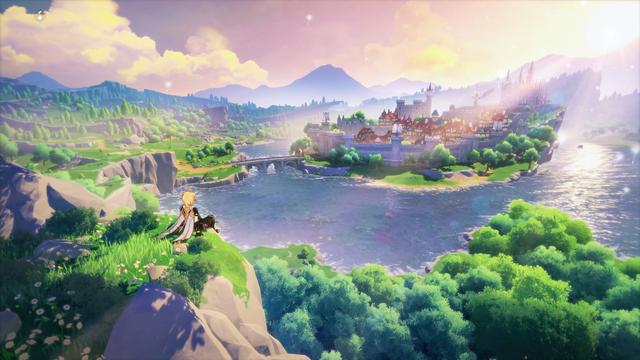 Lộ thời điểm Genshin Impact – Game thế giới mở lấy cảm hứng từ The Legend of Zelda mở cửa thử nghiệm - Ảnh 2.