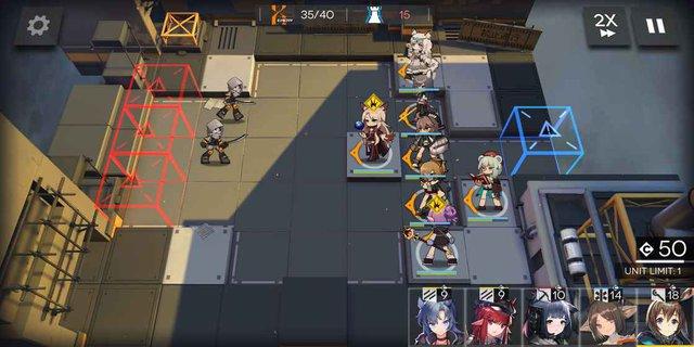 Arknights - Siêu phẩm game nhập vai thủ thành phong cách Anime đã có bản tiếng Anh - Ảnh 2.